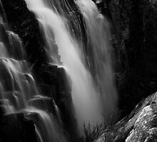 Diffused Light on Mackenzie Falls by Alex Fricke