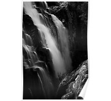 Diffused Light on Mackenzie Falls Poster