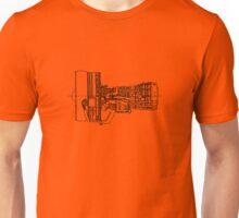 General Electric CF6-80C2B In Black Version Unisex T-Shirt