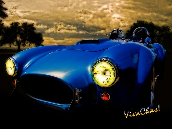 Shelby Cobra Before the Storm by ChasSinklier