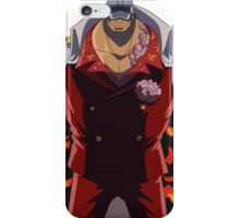 akainu iPhone Case/Skin