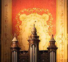 Organ Pipes by Mark Hood