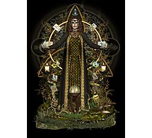 Witch of the Tarot Photographic Print