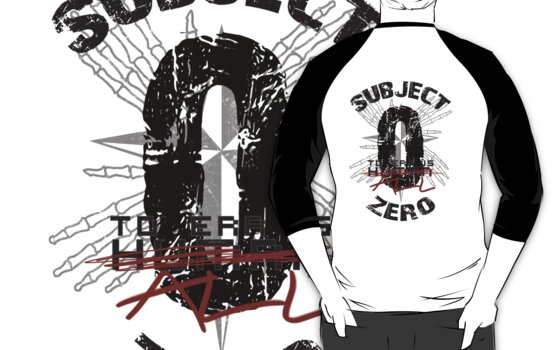 Subject Zero- To Err is All- Variant by hoiist