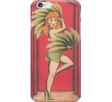 Feather Dancer iPhone Case/Skin