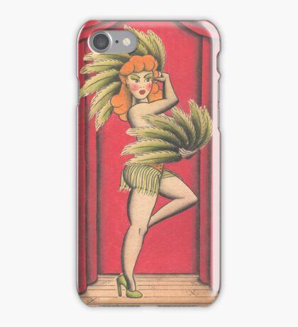 Feather Dancer iPhone Case/Skin