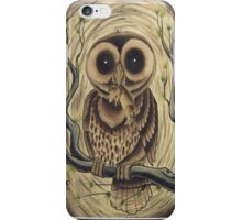 Dark Owl iPhone Case/Skin
