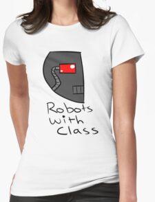 Robots with Class T-Shirt