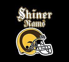 Shiner Rams by Barnsy14