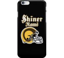 Shiner Rams iPhone Case/Skin