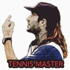Tennis Master by artguy24