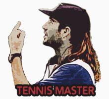 Tennis Master by artguy24