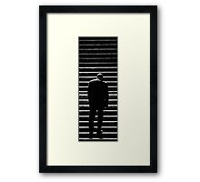 Stairs of despair Framed Print