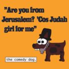 Judah girl for me! [Black writing] by Smowens