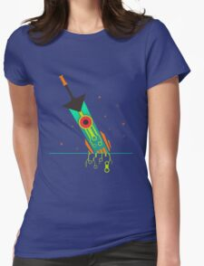 Process Controller Womens Fitted T-Shirt