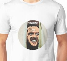 The Shining - Here's Johnny Unisex T-Shirt