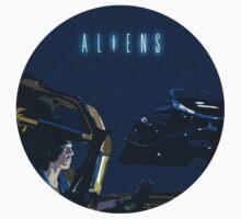 Aliens - Riply Vs Queen by Tim Willis