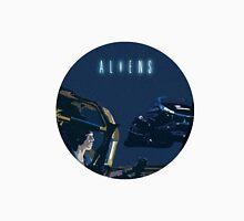 Aliens - Riply Vs Queen Unisex T-Shirt