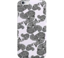Squirrel with a Leafy Tail iPhone Case/Skin