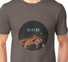 Aliens - Ripley Vs Facehugger Unisex T-Shirt