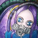 Gas Girl by tripsyprime8