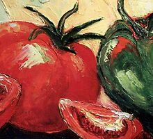 Garden Vegetables by OriginalbyParis