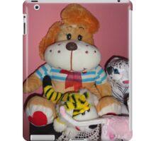 Cheerful company iPad Case/Skin