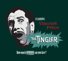Vincent Price - The Tingler by Tim Willis