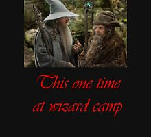 Wizard camp Unisex T-Shirt