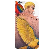 deflaminggo iPhone Case/Skin