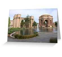 Exploratorium San Francisco Greeting Card