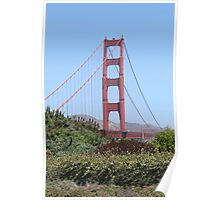 San Francisco Golden Gate Poster