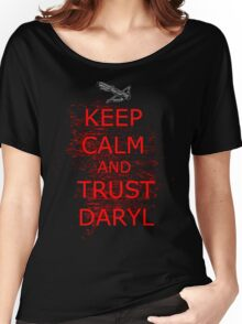 Trust Daryl Women's Relaxed Fit T-Shirt