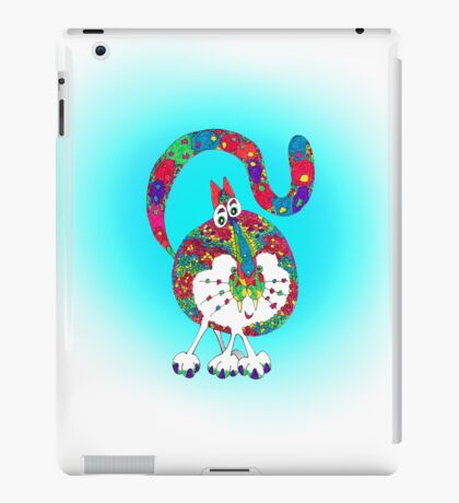 Armoured and extrelemy cute iPad Case/Skin