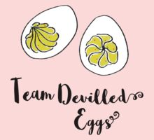 Team Devilled Eggs One Piece - Long Sleeve