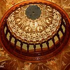 Flagler College Dome ~ Gilded Ceiling by SummerJade
