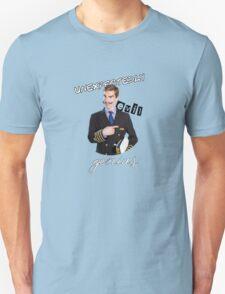 Unexpectedly evil genius T-Shirt