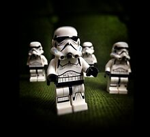 STORMTROOPERS STAR WARS 2 by BackInTime