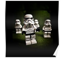 STORMTROOPERS STAR WARS 2 Poster