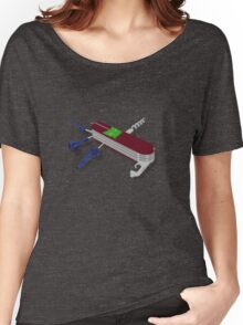 Swiss Army Trap Jaw Women's Relaxed Fit T-Shirt