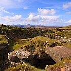 Dun Beag Broch, Isle of Skye by Joe Stallard