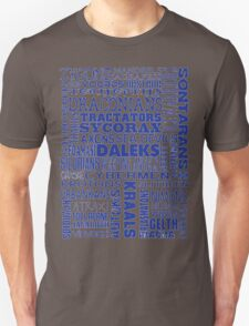 Intergalactic Alien Bingo! Unisex T-Shirt