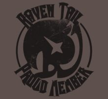Raven Tail - Proud Member Kids Clothes