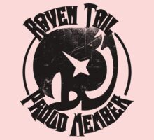 Raven Tail - Proud Member One Piece - Short Sleeve