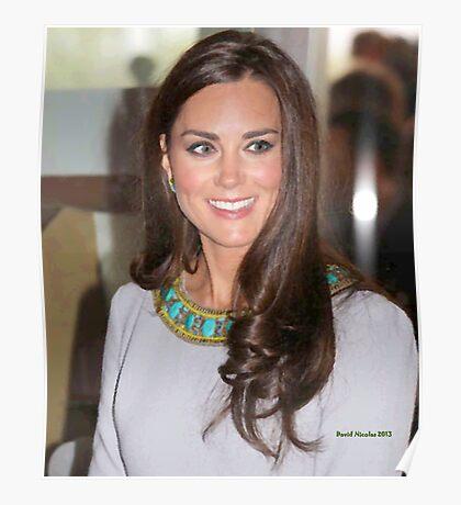 Kate Middleton Poster