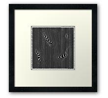 Veil of Oblivion Framed Print