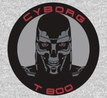 Cyborg T800 by superedu