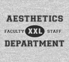 Aesthetics Department by electrasteph