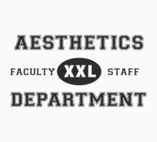 Aesthetics Department by electrasteph