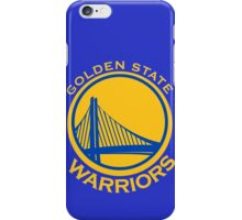 GOLDEN STATE WARRIORS BASKETBALL  iPhone Case/Skin